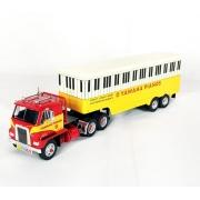 Miniatura Caminhão International Harvester 1959 1/43 Ixo