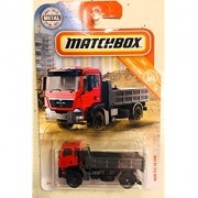 Miniatura Caminhão Man TGS 18.440 1/64 Matchbox