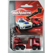 Miniatura Caminhão Man TGS S.O.S Cars 1/64 Majorette