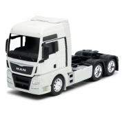 Miniatura Caminhão Man TGX 6X2 1/32 Welly