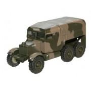 Miniatura Caminhão Militar Royal Artillery 1st Army Pioneer Artillery 1/76 Oxford