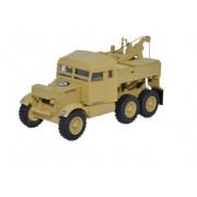 Miniatura Caminhão Scammell Pioneer 1st Armoured 1/76 Oxford