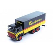 Miniatura Caminhão Scania 140 V8 Kasten 1971 Calberson 1/43 Ixo
