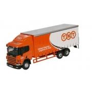 Miniatura Caminhão Scania 94 6 Wheel TNT 1/76 Oxford