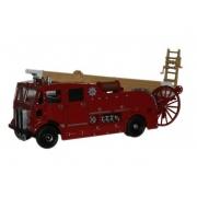 Miniatura Caminhão Scotland South Western Fire Bombeiro 1/76 Oxford