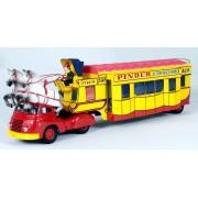 Miniatura Caminhão  Truck Pinder Circus 1/43 Direkt Collections