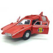 Miniatura Capitão Escarlate Classic Spectrum Saloon Car 1/43 Corgi