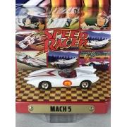 Miniatura Carro Mach 1 Speed Racer 1/64 Johnny Lightning