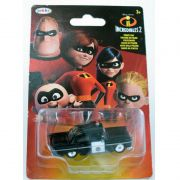 Miniatura Carro Polícia Os Incriveis 2 Incredibile 1/64 Jakks