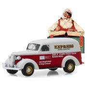 Miniatura Chevrolet Panel Truck 1939  1/64 Greenlight
