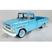 Miniatura Chevrolet Apache Pick Up Com Defeito 1/18 Bos Best of Show