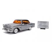 Miniatura Chevrolet Bel Air 1956 20 Anos 1/24 Jada Toys