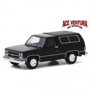 Miniatura Chevrolet Blazer 1989 Ace Ventura 1/64 Greenlight