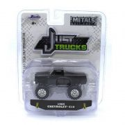 Miniatura Chevrolet C10 1985 Just Trucks 18 1/64 Jada Toys