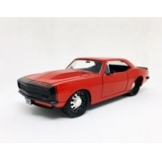 Miniatura Chevrolet Camaro 1967 1/24 Jada Toys