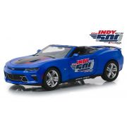 Miniatura Chevrolet Camaro 2017 Indy Car 102 1/24 Greenlight