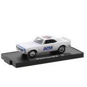 Miniatura Chevrolet Camaro SS/RS 1967 Bem Racing 1/64 M2