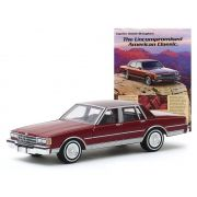 Miniatura Chevrolet Caprice Brougham 1986 Vintage Cars 1/64 Greenlight