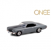 Miniatura Chevrolet Chevelle 1970 Once Upon A Time 1/64 Greenlight