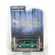 Miniatura Chevrolet Chevelle 1970 Once Upon A Time Greenmachine 1/64 Greenlight