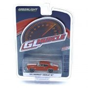 Miniatura Chevrolet Chevelle SS 1972 GL Muscle Serie 18 1/64 Greenlight