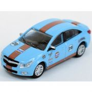 Miniatura Chevrolet Cruze Gulf 1/64 California Collectibles