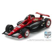 Miniatura Chevrolet Dallara 2019 Universal Aero Kit Indycar 1/64 Greenlight