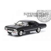 Miniatura Chevrolet Impala 1967 Supernatural 1/43 Greenlight
