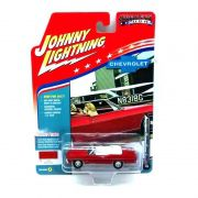 Miniatura Chevrolet Impala Convertible 1968 Muscle Cars USA A 1/64 Johnny Lightning