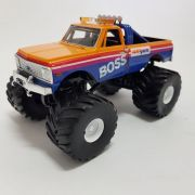 Miniatura Chevrolet K-10 1972 AM/PM Boss Kings of Crunch 2 1/43 Greenlight