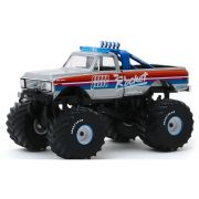 Miniatura Chevrolet K-10 1972 Monster Truck 1/64 Greenlight