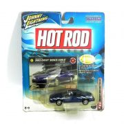 Miniatura Chevrolet Monte Carlo Pace 2003 1/64 Johnny Lightning Hot Rod