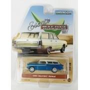 Miniatura Chevrolet Nomad 1955 1/64 Greenlight