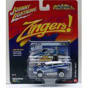 Miniatura Chevrolet Nomad 1957 Zinger! 1/64 Johnny Lightning