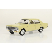 Miniatura Chevrolet Opala 1969 Bege 1/24 California Classics