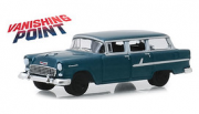 Miniatura Chevrolet Two Ten 1955 Vanishing Point 1/64 Greenlight