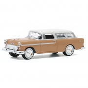 Miniatura Chevrolet Two Ten Handyman 1955 1/64 Greenlight