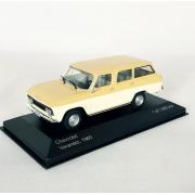 Miniatura Chevrolet Veraneio 1/43 Whitebox