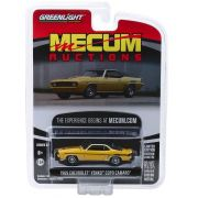Miniatura Chevrolet Yenko Camaro 1969 Mecum Auctions 1/64 Greenlight