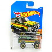 Miniatura Chevy Blazer 4x4 1/64 Hot Wheels