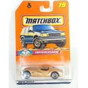Miniatura Chrysler Atlantic 1/64 Matchbox