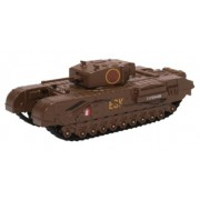 Miniatura Churchill Tank  6th Guards Brigade 1/76 Oxford