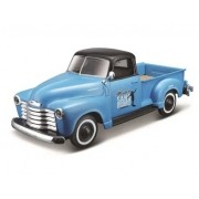 Miniatura Chevrolet 3100 Pick Up 1950 1/24 Maisto