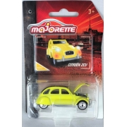 Miniatura Citroen 2CV Vintage 1/64 Majorette