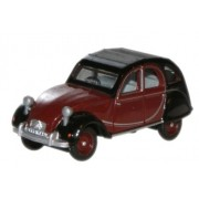 Miniatura Citroen 2V Charleston 1/76 Oxford