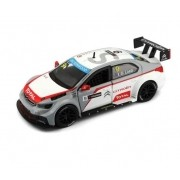 Miniatura Citroen C-Elysee WTCC 2014 Sebastian Loeb Rally 1/32 Bburago