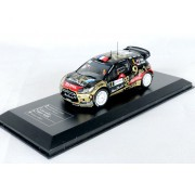 Miniatura Citroen DS3 WRC Rally 1/43 Ixo
