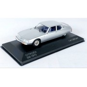 Miniatura Citroen SM 1970 1/43 Whitebox