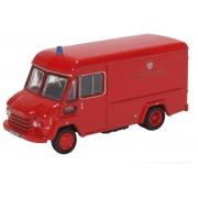 Miniatura Commer Van London Fire Bridge 1/76 Oxford