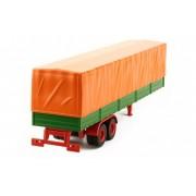 Miniatura Container Caminhão com Capa 1/43 Ixo